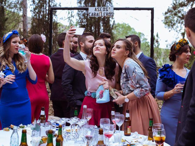 La boda de Paco y María en Calasparra, Murcia 43