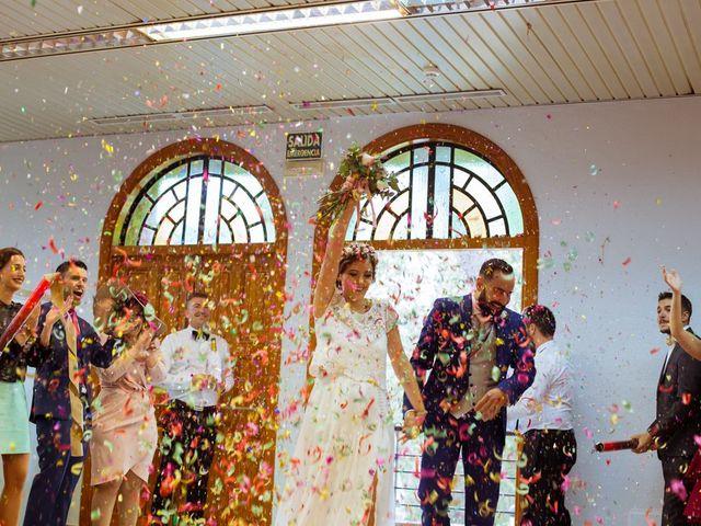 La boda de Paco y María en Calasparra, Murcia 44