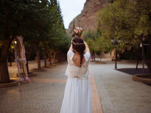 La boda de Paco y María en Calasparra, Murcia 46