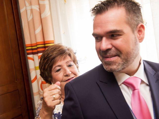 La boda de Alberto y Yolanda en Madrid, Madrid 11