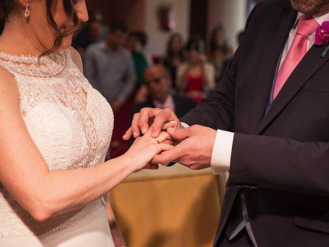 La boda de Alberto y Yolanda en Madrid, Madrid 25
