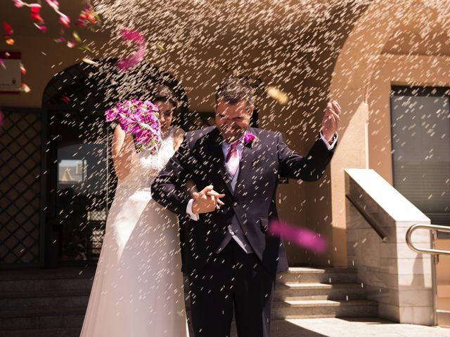 La boda de Alberto y Yolanda en Madrid, Madrid 26