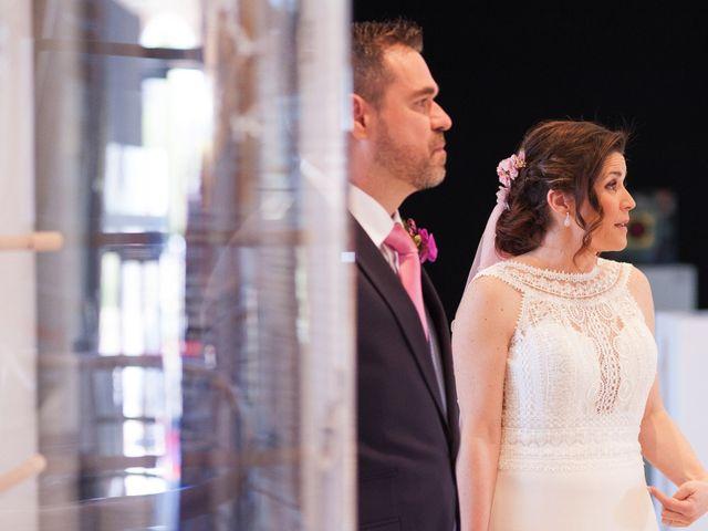 La boda de Alberto y Yolanda en Madrid, Madrid 30
