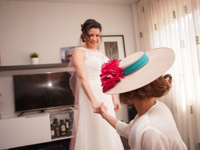 La boda de Alberto y Yolanda en Madrid, Madrid 34