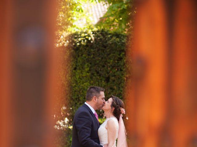 La boda de Alberto y Yolanda en Madrid, Madrid 1