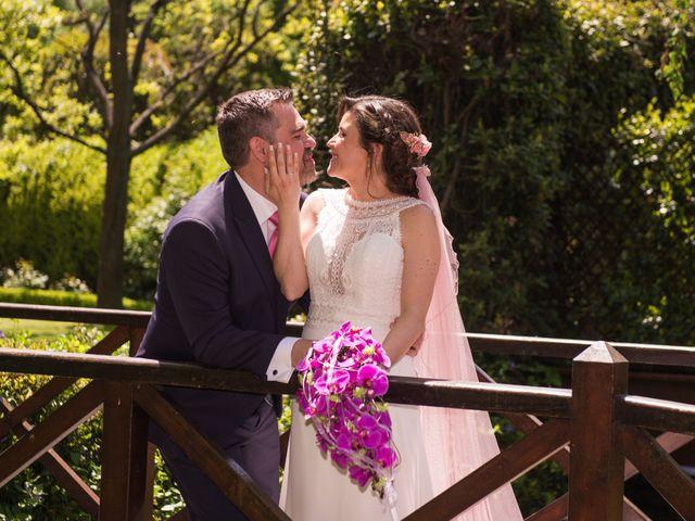 La boda de Alberto y Yolanda en Madrid, Madrid 35