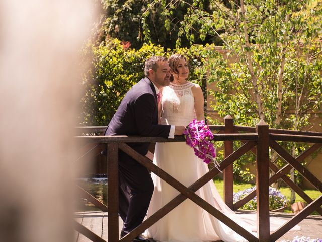 La boda de Alberto y Yolanda en Madrid, Madrid 36