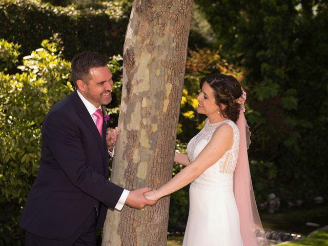 La boda de Alberto y Yolanda en Madrid, Madrid 37