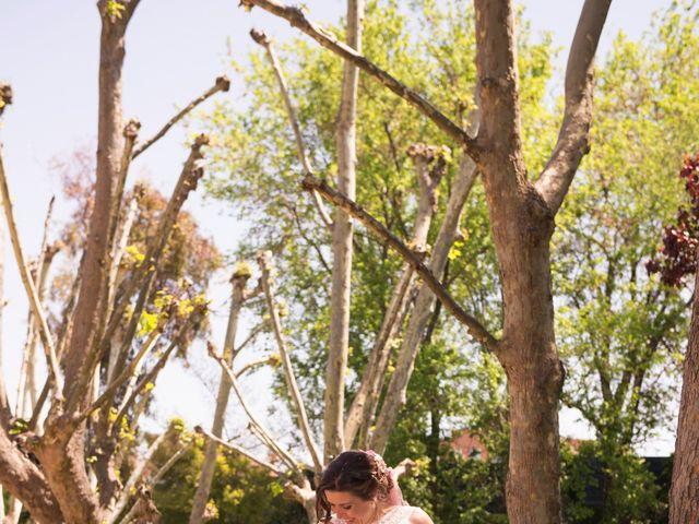 La boda de Alberto y Yolanda en Madrid, Madrid 38
