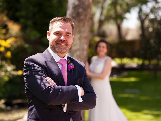 La boda de Alberto y Yolanda en Madrid, Madrid 40