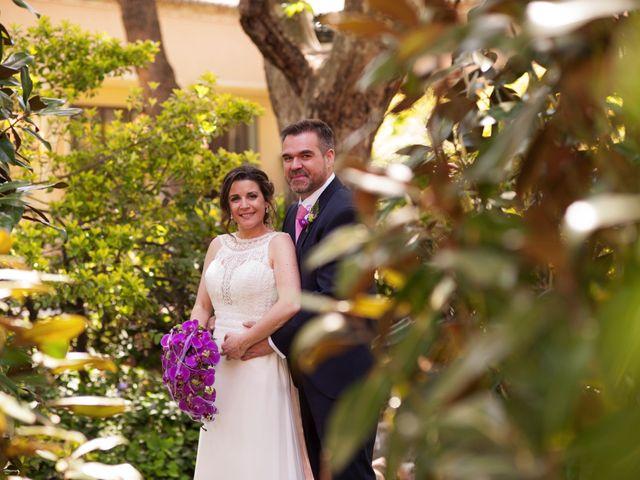 La boda de Alberto y Yolanda en Madrid, Madrid 43