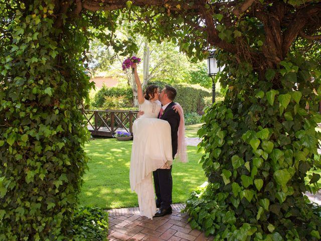 La boda de Alberto y Yolanda en Madrid, Madrid 44