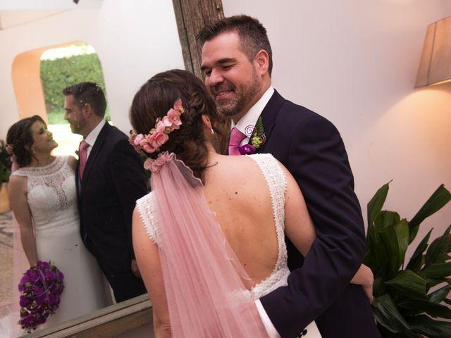 La boda de Alberto y Yolanda en Madrid, Madrid 47