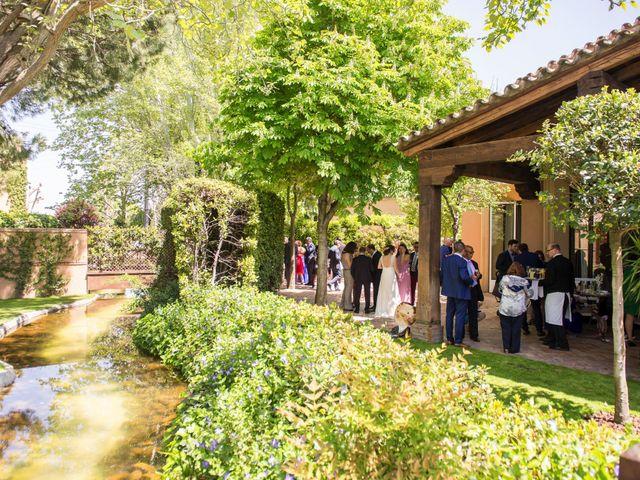 La boda de Alberto y Yolanda en Madrid, Madrid 49
