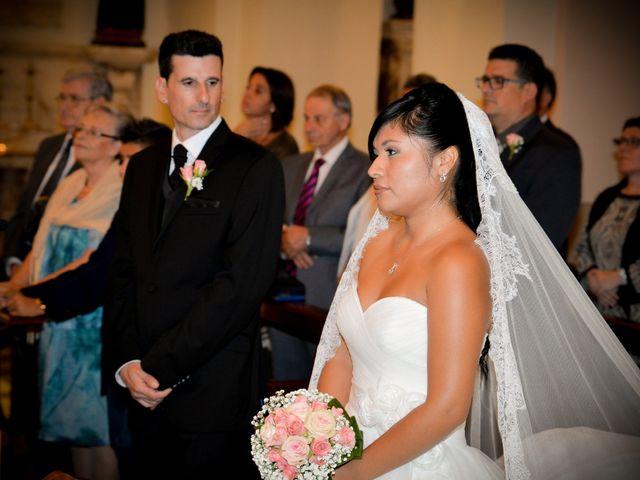 La boda de Carlos y Yris en Reus, Tarragona 12