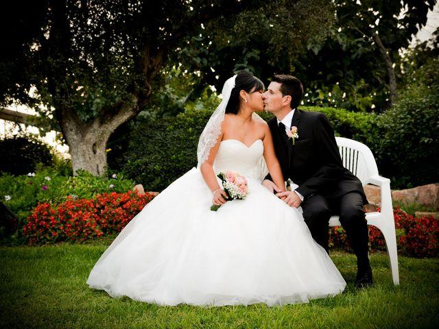 La boda de Carlos y Yris en Reus, Tarragona 14