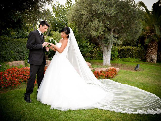 La boda de Carlos y Yris en Reus, Tarragona 15