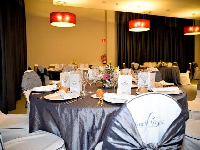 La boda de Carlos y Yris en Reus, Tarragona 17