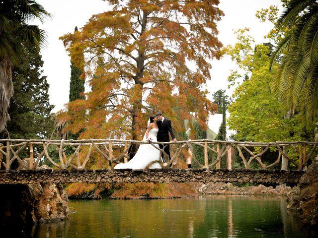 La boda de Carlos y Yris en Reus, Tarragona 1
