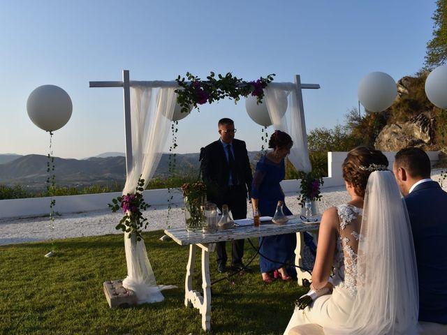 La boda de Samuel y Carmen Maria en Málaga, Málaga 1