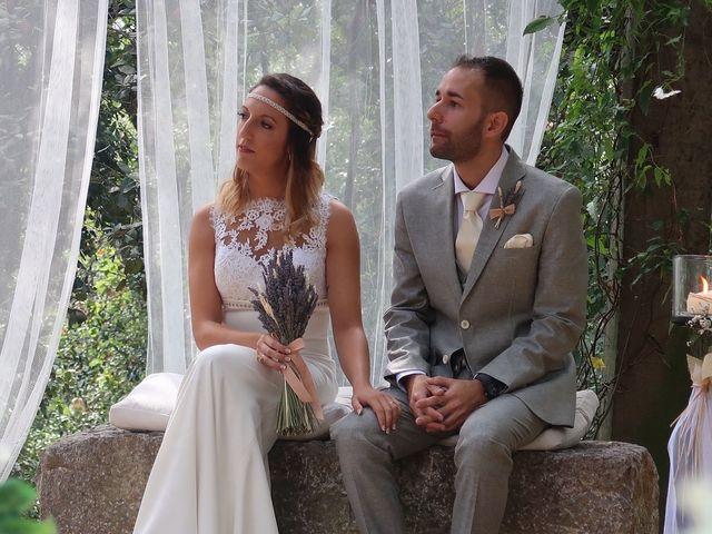 La boda de Javi y Sandra en Caldes De Montbui, Barcelona 1