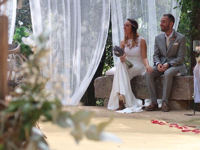 La boda de Javi y Sandra en Caldes De Montbui, Barcelona 2