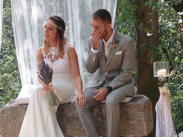 La boda de Javi y Sandra en Caldes De Montbui, Barcelona 5