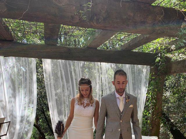 La boda de Javi y Sandra en Caldes De Montbui, Barcelona 6