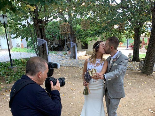 La boda de Javi y Sandra en Caldes De Montbui, Barcelona 7