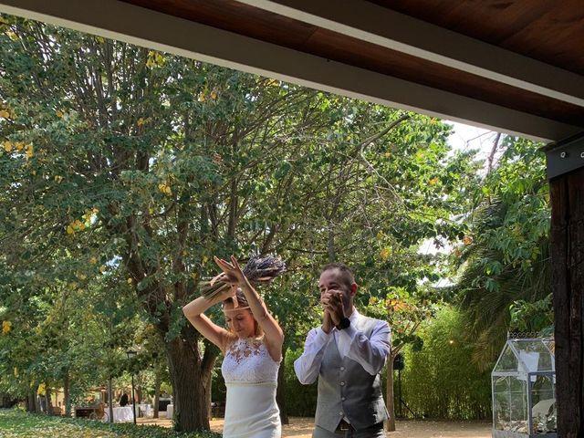 La boda de Javi y Sandra en Caldes De Montbui, Barcelona 8