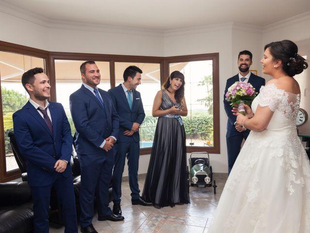 La boda de Fran y Roser en La Selva Del Camp, Tarragona 11