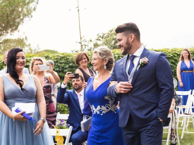 La boda de Fran y Roser en La Selva Del Camp, Tarragona 12