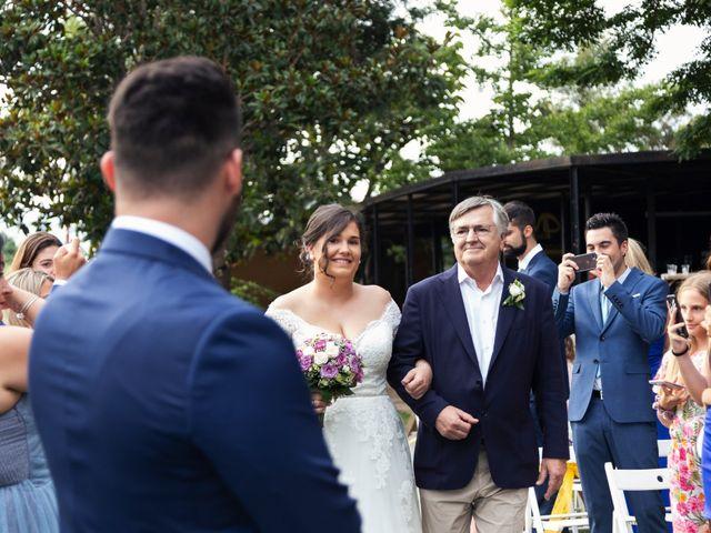 La boda de Fran y Roser en La Selva Del Camp, Tarragona 13