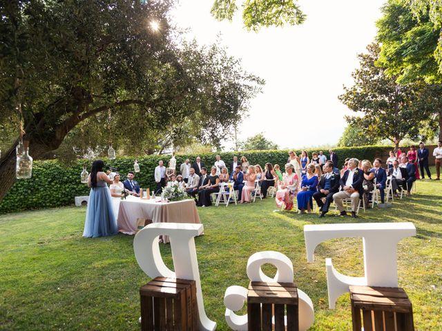 La boda de Fran y Roser en La Selva Del Camp, Tarragona 14