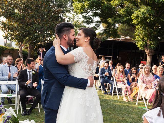 La boda de Fran y Roser en La Selva Del Camp, Tarragona 16