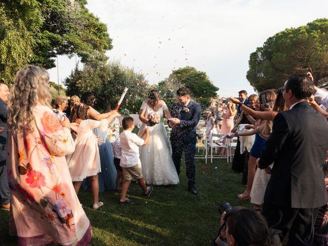 La boda de Fran y Roser en La Selva Del Camp, Tarragona 17