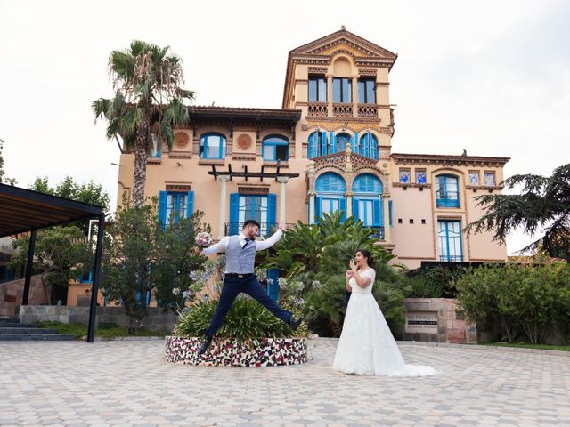 La boda de Fran y Roser en La Selva Del Camp, Tarragona 18