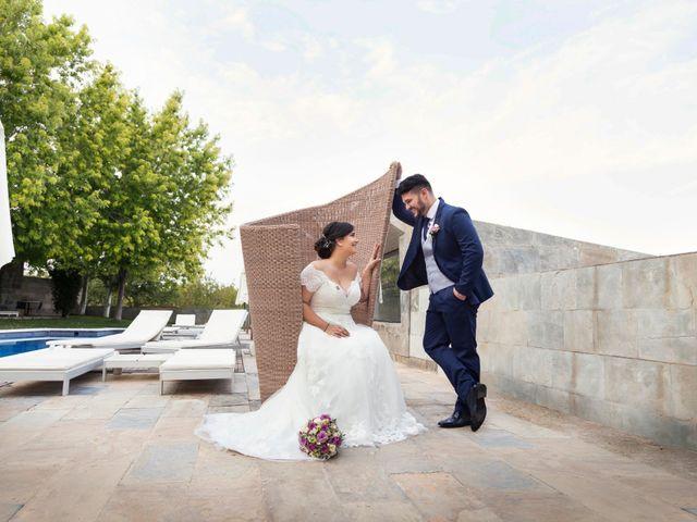 La boda de Fran y Roser en La Selva Del Camp, Tarragona 19