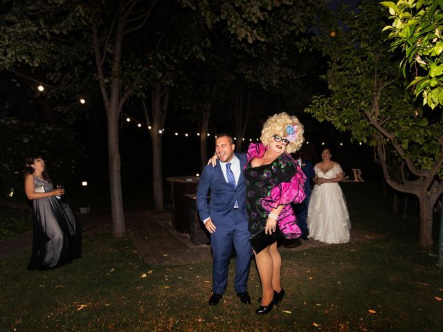 La boda de Fran y Roser en La Selva Del Camp, Tarragona 21