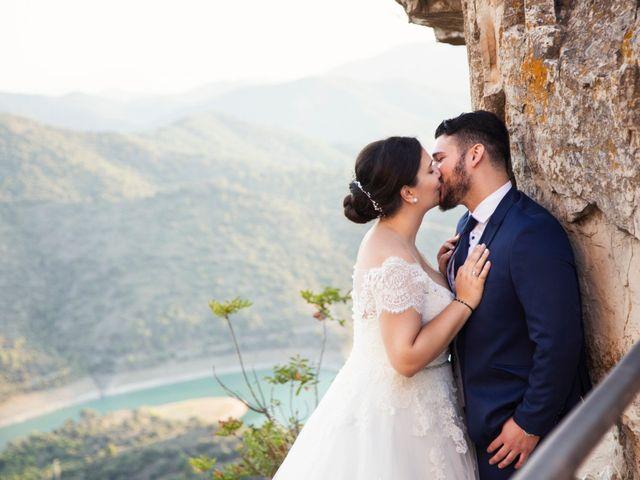 La boda de Fran y Roser en La Selva Del Camp, Tarragona 25