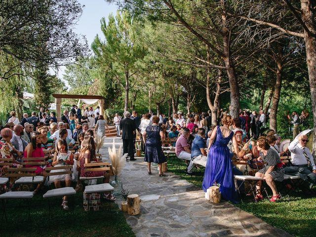 La boda de Jose y Eli en La Torre De Esteban Hambran, Toledo 12