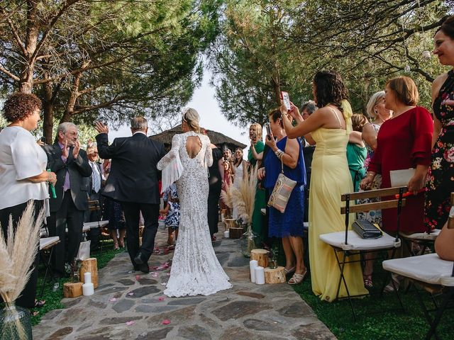 La boda de Jose y Eli en La Torre De Esteban Hambran, Toledo 14