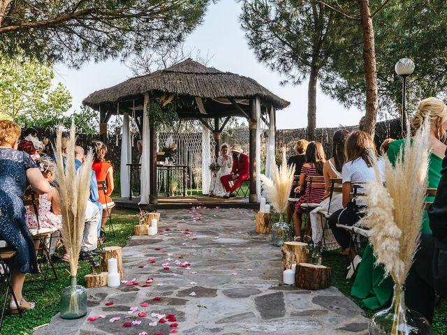 La boda de Jose y Eli en La Torre De Esteban Hambran, Toledo 16