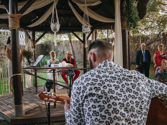 La boda de Jose y Eli en La Torre De Esteban Hambran, Toledo 17