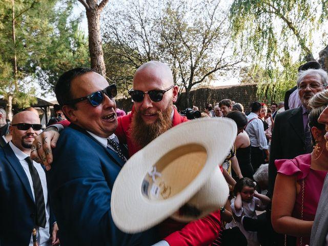 La boda de Jose y Eli en La Torre De Esteban Hambran, Toledo 23
