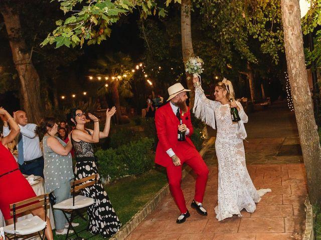 La boda de Jose y Eli en La Torre De Esteban Hambran, Toledo 28