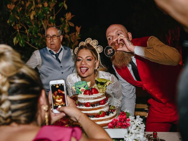 La boda de Jose y Eli en La Torre De Esteban Hambran, Toledo 34