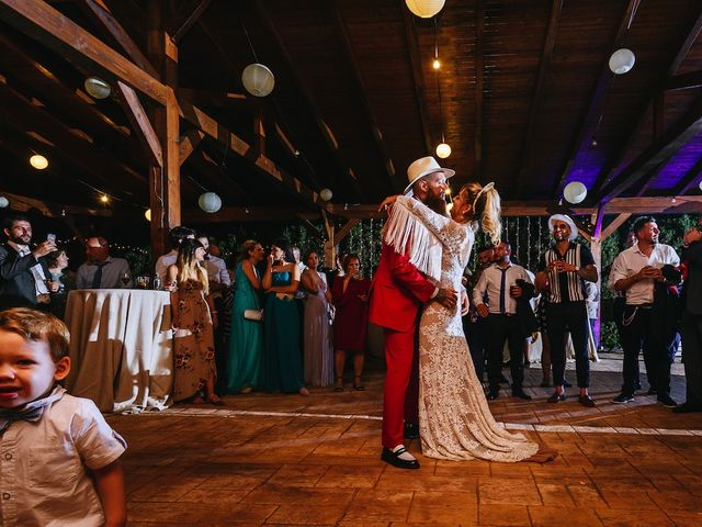 La boda de Jose y Eli en La Torre De Esteban Hambran, Toledo 36