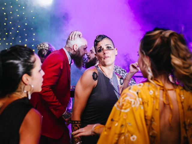 La boda de Jose y Eli en La Torre De Esteban Hambran, Toledo 40