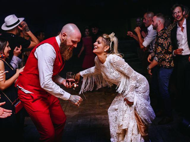 La boda de Jose y Eli en La Torre De Esteban Hambran, Toledo 43